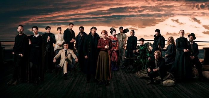 """Темный океан и покинутый корабль в первом тизере """"1899"""" от Netflix и создателей """"Тьмы"""""""