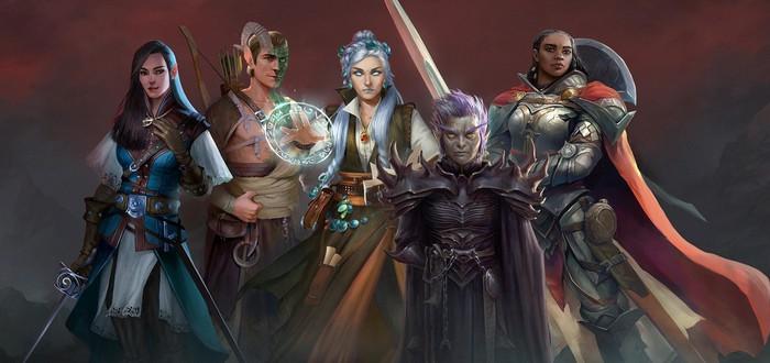 Pathfinder: Wrath of the Righteous выйдет на PC в начале сентября