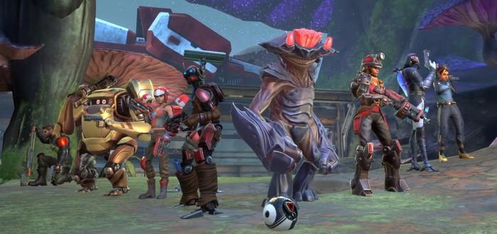Разработчики Farpoint анонсировали мультиплеерный VR-шутер Larcenauts