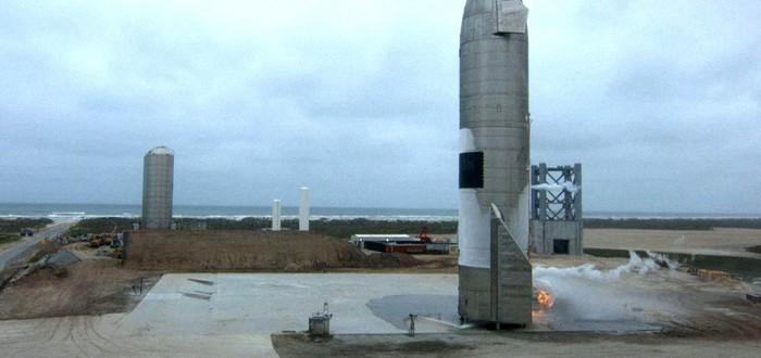 SpaceX посадила прототип Starship SN15 без взрыва