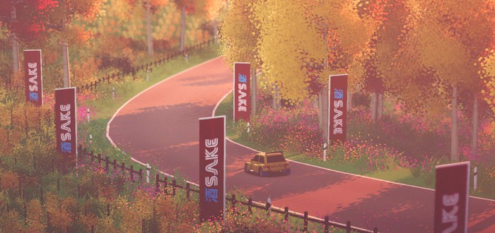 Гоночная аркада Art of Rally появится на PlayStation летом