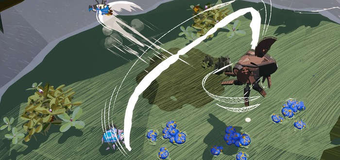 Приключенческий экшен про боевых мехов и гигантских жуков Stonefly выйдет 1 июня