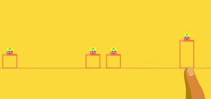 Создание простеньких игр в первом трейлере Game Builder Garage для Switch