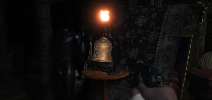 Гайд Resident Evil Village — головоломка с пятью колоколами