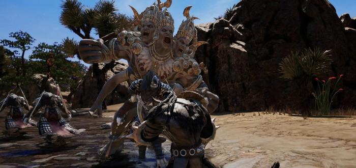 MMORPG Hunter's Arena: Legends выйдет на PlayStation