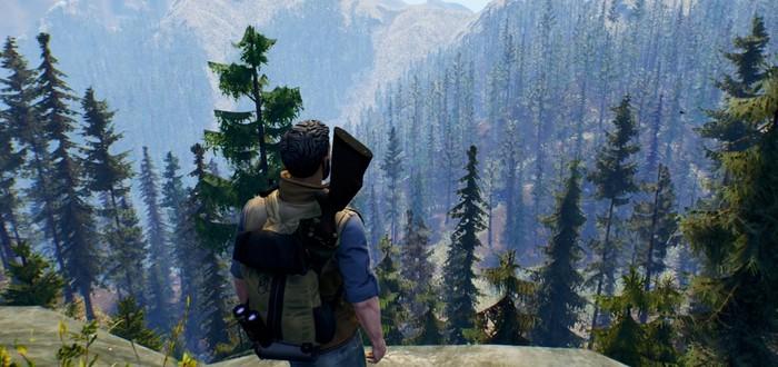 Выживание в дикой природе — геймплейный трейлер симулятора Open Country