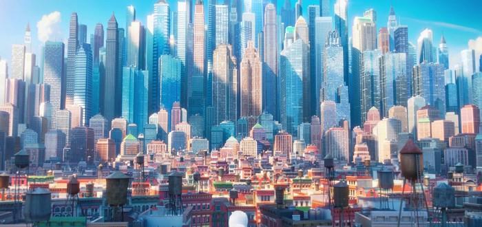 Фантастические миры: Tom Hisbergue