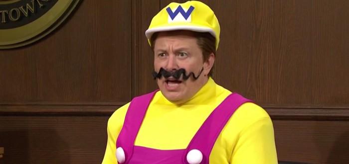 Илон Маск в образе Варио предстал перед судом за убийство Марио