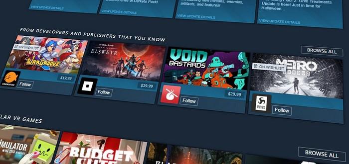 Wolfire Games: Valve угрожает разработчикам удалить их игры из Steam в случае снижения цен в других магазинах