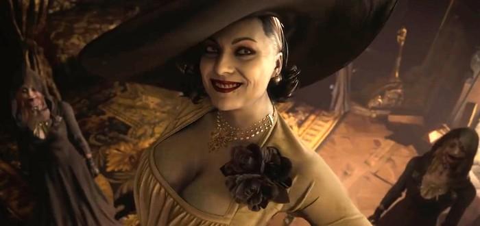 20-минутный ролик о создании Resident Evil Village и кадры захвата движений