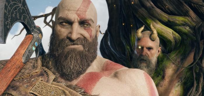 Геймдев: Создание анимации и изменения Кратоса в God of War