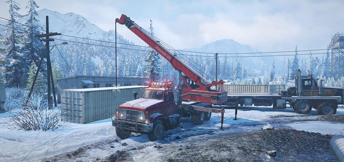 Четвертый сезон SnowRunner отправит игроков в Амурскую область