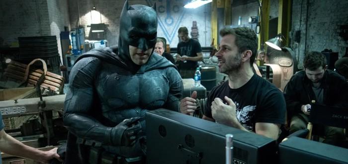 Зак Снайдер: Warner Bros. против моего участия в киновселенной DC