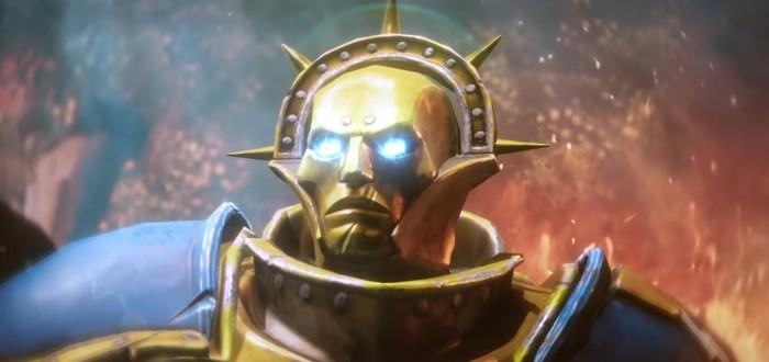 Фракции в трех новых трейлерах Warhammer Age of Sigmar: Storm Ground