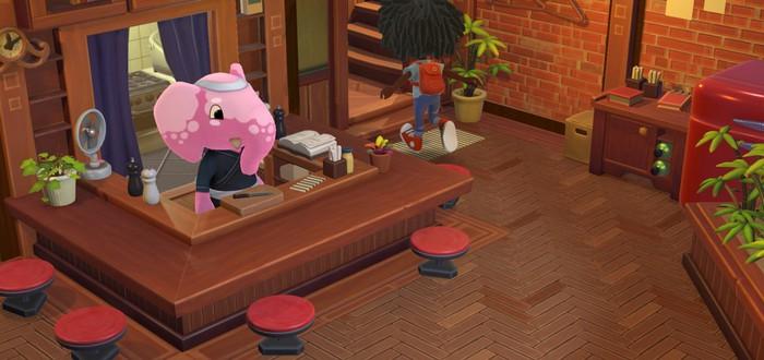 Милый симулятор Hokko Life, напоминающий Animal Crossing, выйдет 2 июня