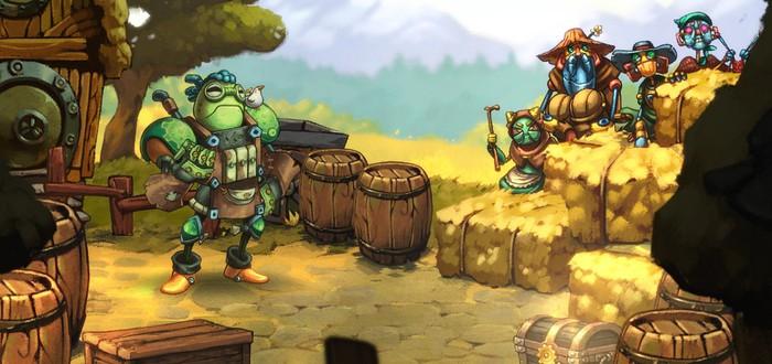 В разработке находится несколько новых игр по франшизе SteamWorld