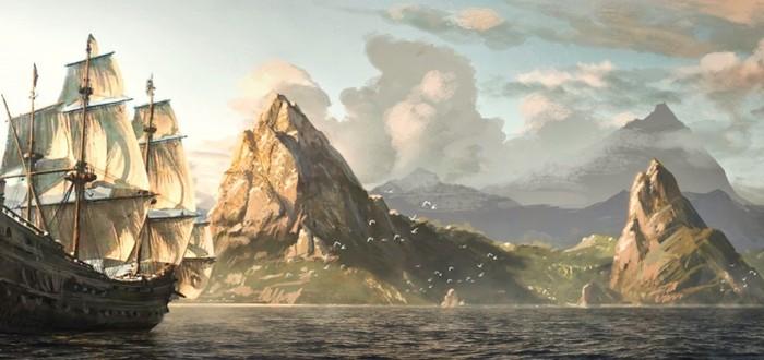 Видео-дневник Assassin's Creed 4 - создавая новый мир