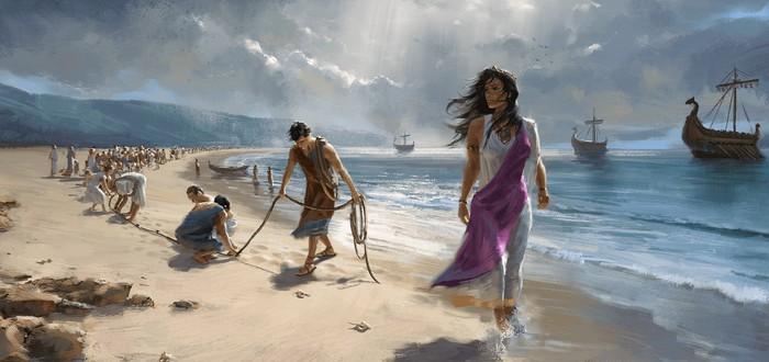 В Old World стал доступен первый сценарий сюжетной кампании Карфагена