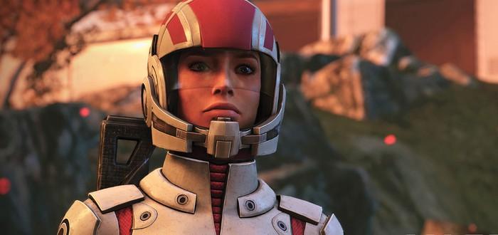Технический разбор Mass Effect Legendary Edition на PS5 и Xbox Series X и сравнение с версией для Xbox 360