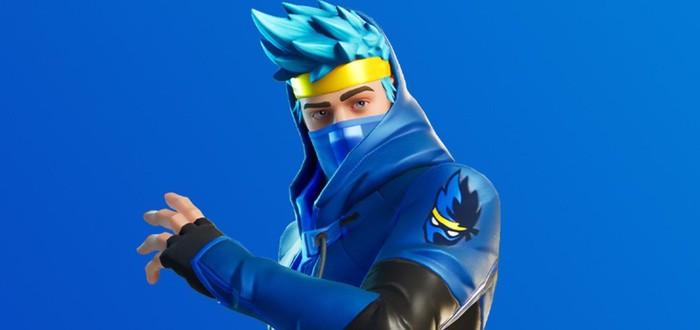 Ninja заработал пять миллионов долларов за месяц с реферального кода для Fortnite