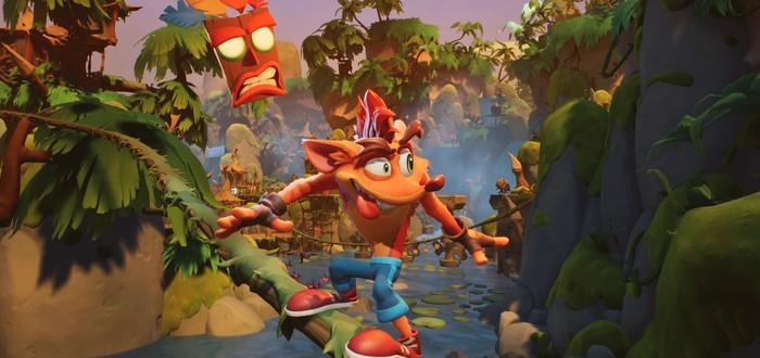 Актеры озвучания Crash Bandicoot работают над новым совместным проектом