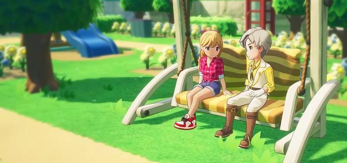 Прелести фермерской жизни в дебютном трейлере Story of Seasons: Mobile