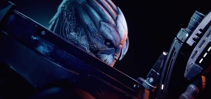 Из человека в турианца — В Mass Effect Legendary Edition исправили давний баг