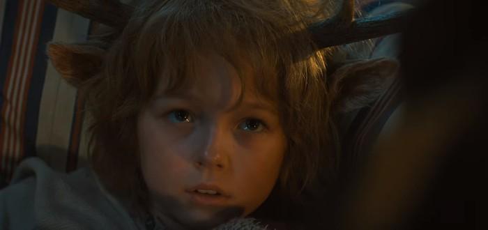 """Борьба за выживание в первом трейлере сериала """"Sweet Tooth: мальчик с оленьими рогами"""""""