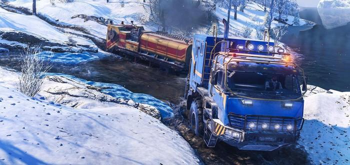 SnowRunner завтра появится в Xbox Game Pass для PC и консолей