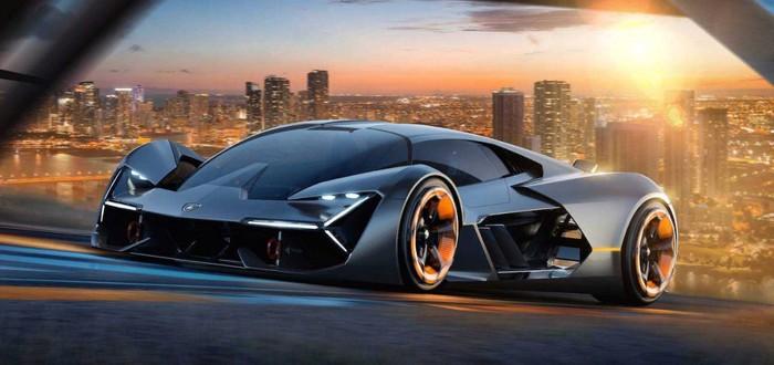 Lamborghini планирует выпустить полноценный электрокар в 2023 году