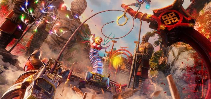 Демонстрация вооружения в новом трейлере Shadow Warrior 3