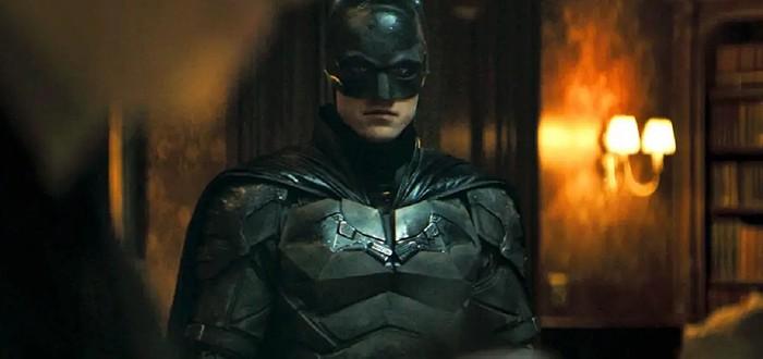 "Новый кадр и промо-арты ""Бэтмена"" Мэтта Ривза"