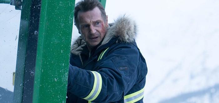 """Лиам Нисон спасает шахтеров в трейлере боевика """"Ледяной драйв"""""""