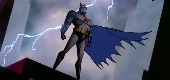 Джей Джей Абрамс и Мэтт Ривз спродюсируют анимационный сериал Batman: Caped Crusader для HBO Max и Cartoon Network
