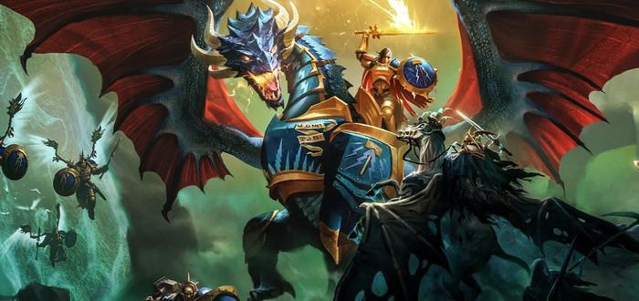 Warhammer Age of Sigmar: Storm Ground будет поддерживать кроссплатформенную игру