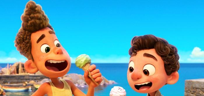 """Pixar представила ролик по мультфильму """"Лука"""" с комментариями создателей"""