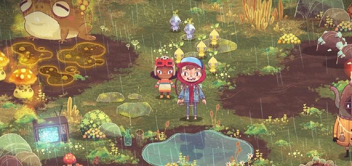 Приключения двух друзей в сказочном лесу в трейлере милой инди The Wild at Heart