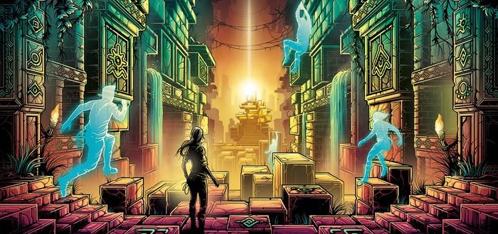 """Анонсирован Phantom Abyss — асинхронный платформер в духе """"Индианы Джонса"""" и Prince of Persia"""