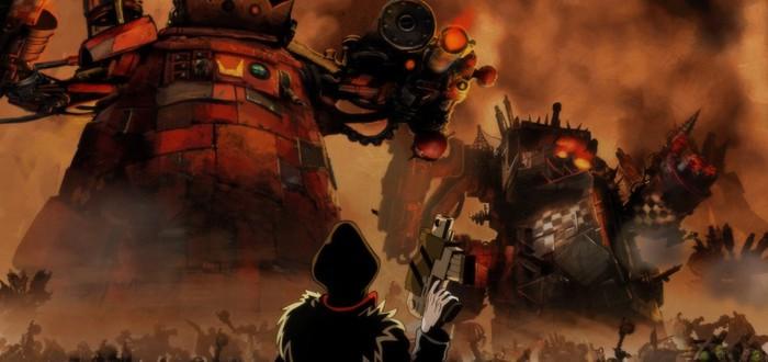 Первые минуты Angels of Death и анонс новых мультсериалов по Warhammer