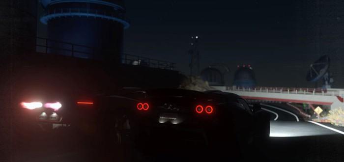 Динамическая смена времени суток в DriveClub