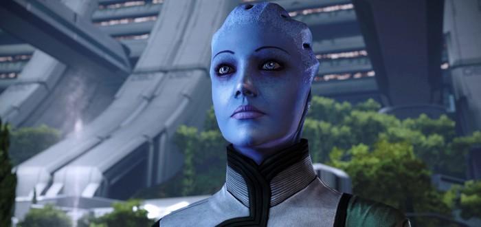 Видеосравнение Mass Effect Legendary Edition на старом поколении консолей