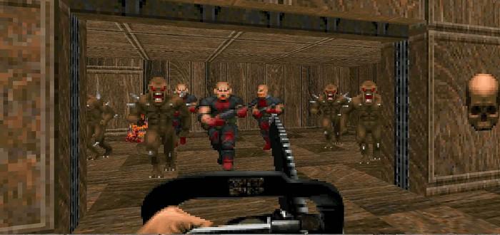 Оригинальную Doom запустили в многопользовательском gif-формате