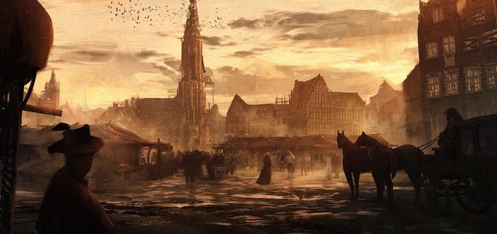 Первый тизер святого экшена I, the Inquisitor с боевой системой Batman: Arkham