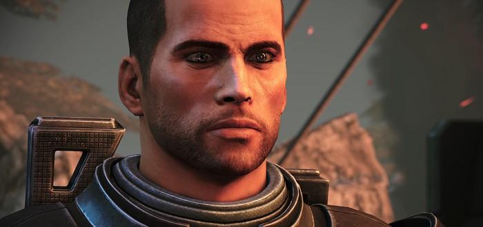 Моддеры вернут в игры Mass Effect вырезанные однополые романы