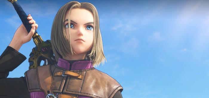 Анонсированы Dragon Quest XII, оффлайновая Dragon Quest X и ремейк Dragon Quest III