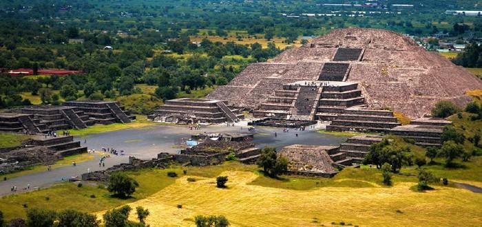 Древний индейский город Теотиуакан оказался под угрозой из-за незаконного строительства