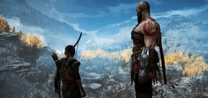 В финансовом отчете Sony поменяли логотип God of War: Ragnarok