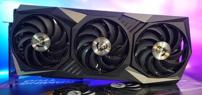 Nvidia тизерит выход RTX 3070 Ti и RTX 3080 Ti, появились первые тесты