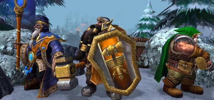 Группа фанатов работает над модом-ремейком Warcraft 2