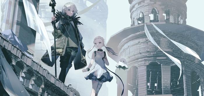 Тактические сражения и огромные локации в геймплее NieR Reincarnation